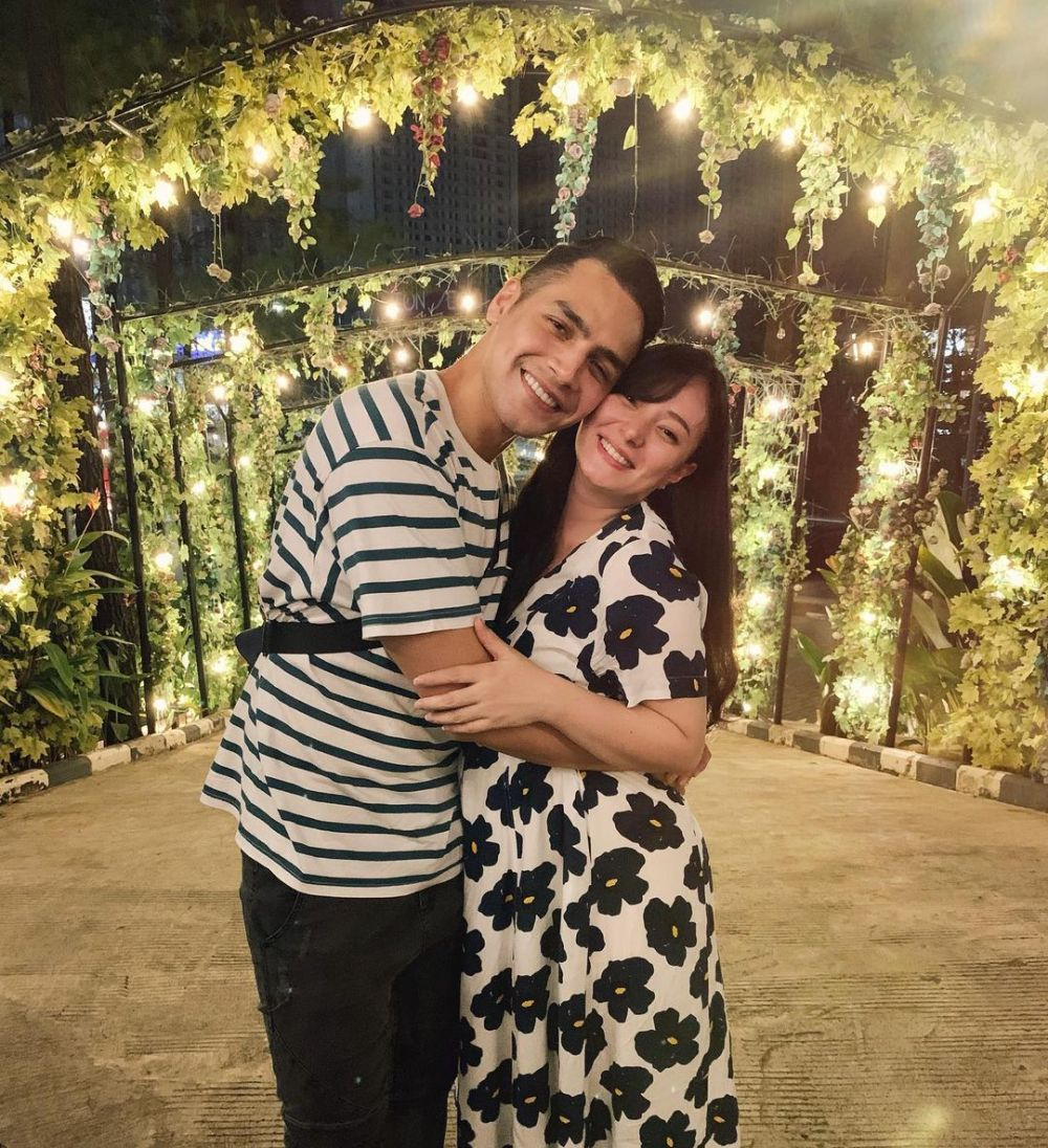 seleb menikah dengan sesama pesinetron © Instagram