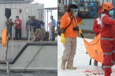 Lokasi black box dan potongan badan Sriwijaya Air SJ 182 ditemukan