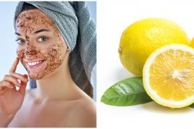 Cara membuat masker kopi dan lemon, dapat hilangkan kulit mati