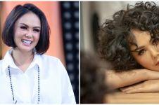 Beda dari biasanya, 7 foto Yuni Shara ganti gaya rambut ini manglingi