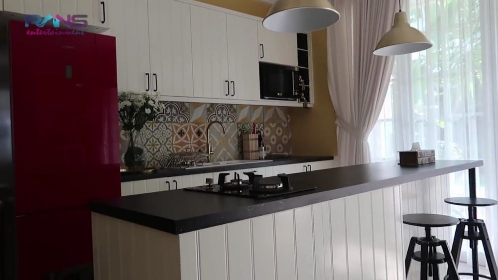 dapur baru Nagita © 2021 brilio.net