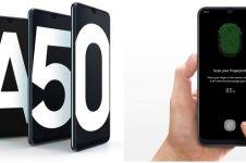 Harga HP Samsung A50 beserta spesifikasi, kelebihan, dan kekurangannya