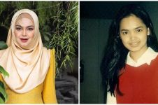 11 Potret masa muda Siti Nurhaliza, bukti cantiknya tak luntur