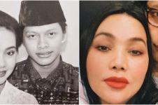 10 Transformasi Armand Maulana dan Dewi Gita sejak awal pernikahan