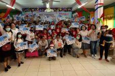 10 Ribu anak panti asuhan Indonesia mendapatkan buku bacaan
