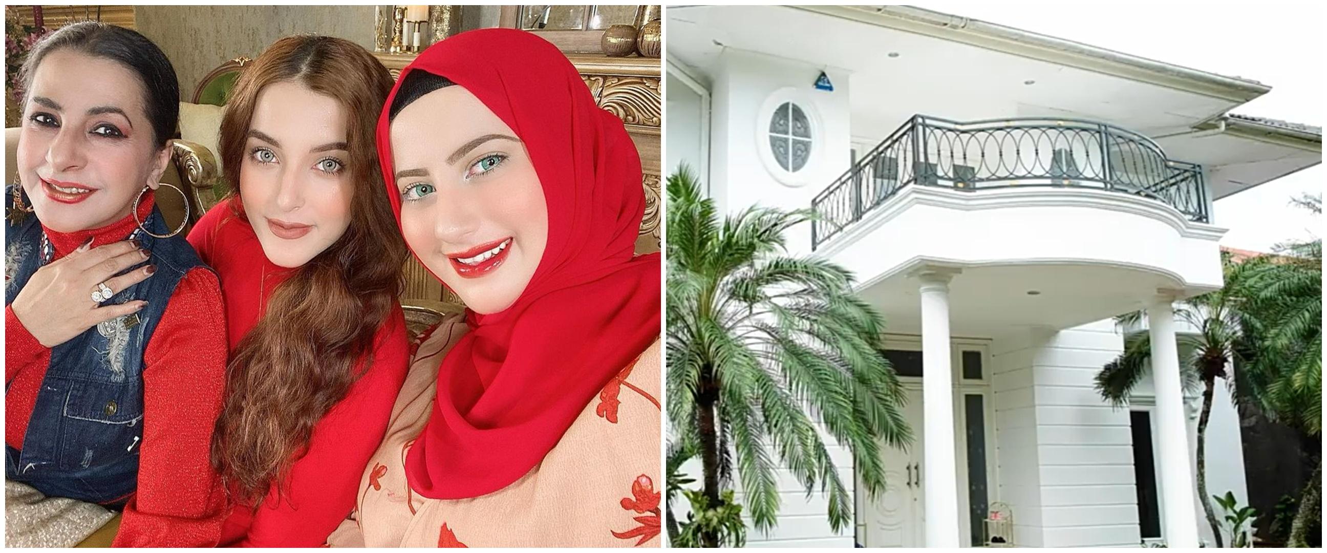 10 Potret rumah baru Tasyi Athasyia kembaran Tasya Farasya, mewah