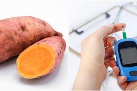 10 Manfaat ubi jalar untuk kesehatan, bantu kontrol gula darah
