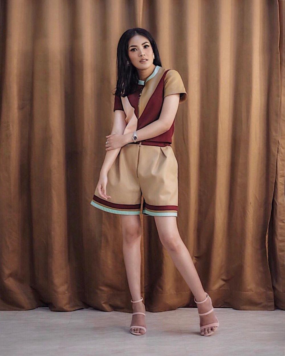 Potret Nindy Ayunda di usia 32 © 2021 brilio.net