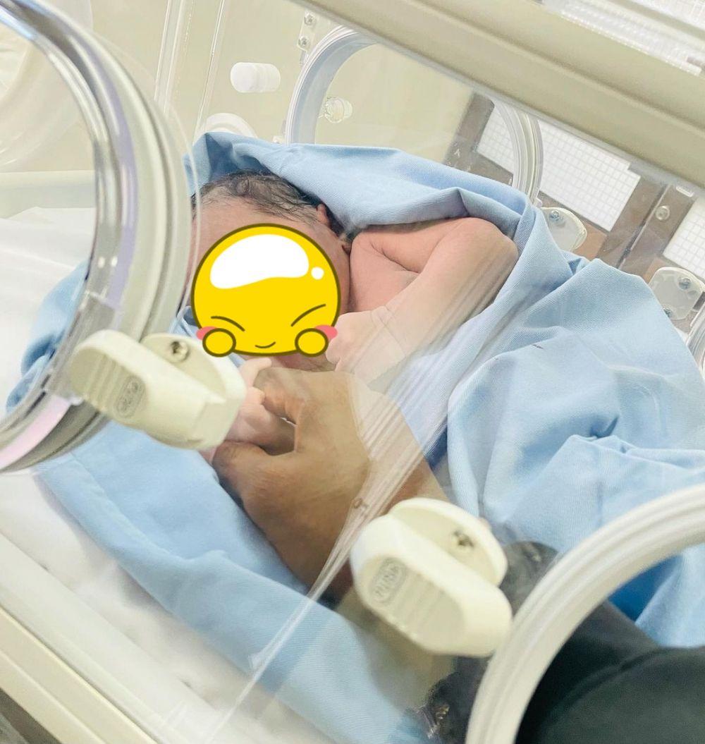 Kimmy Jayanti melahirkan anak kedua © 2021 brilio.net