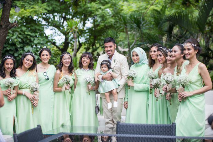 15 seleb jadi bridesmaid © 2021 brilio.net
