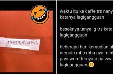10 Password WiFi nyeleneh ini rawan bikin orang salah paham, kocak