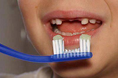 potret sikat gigi lucu Berbagai sumber