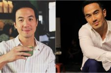 10 Potret tunjukkan Daniel Mananta & Joe Taslim mirip, bak kembar