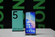 Resmi rilis, Oppo Reno5 dilengkapi kamera AI canggih cuma Rp 4,9 juta