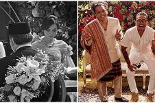 7 Momen pernikahan Arie Kriting dan Indah Permatasari, penuh haru