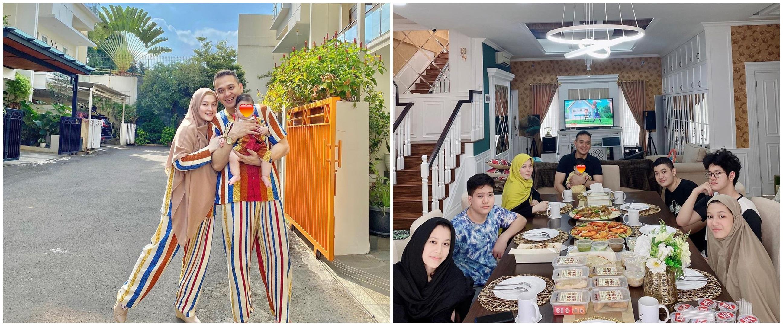 10 Penampakan rumah Fadlan Muhammad, kamar tidurnya curi perhatian