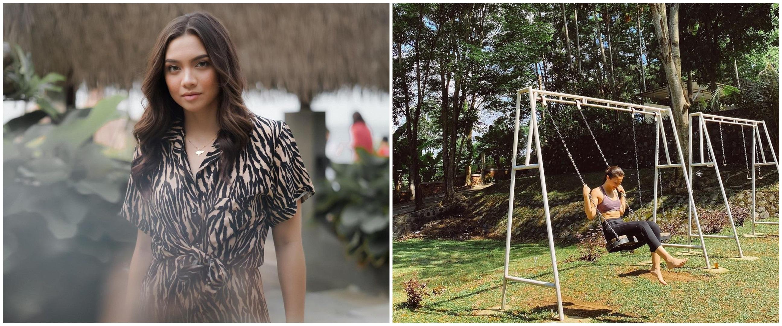 Cerita Angela Gilsha rehat dari media sosial, sesaat bisa hidup tenang