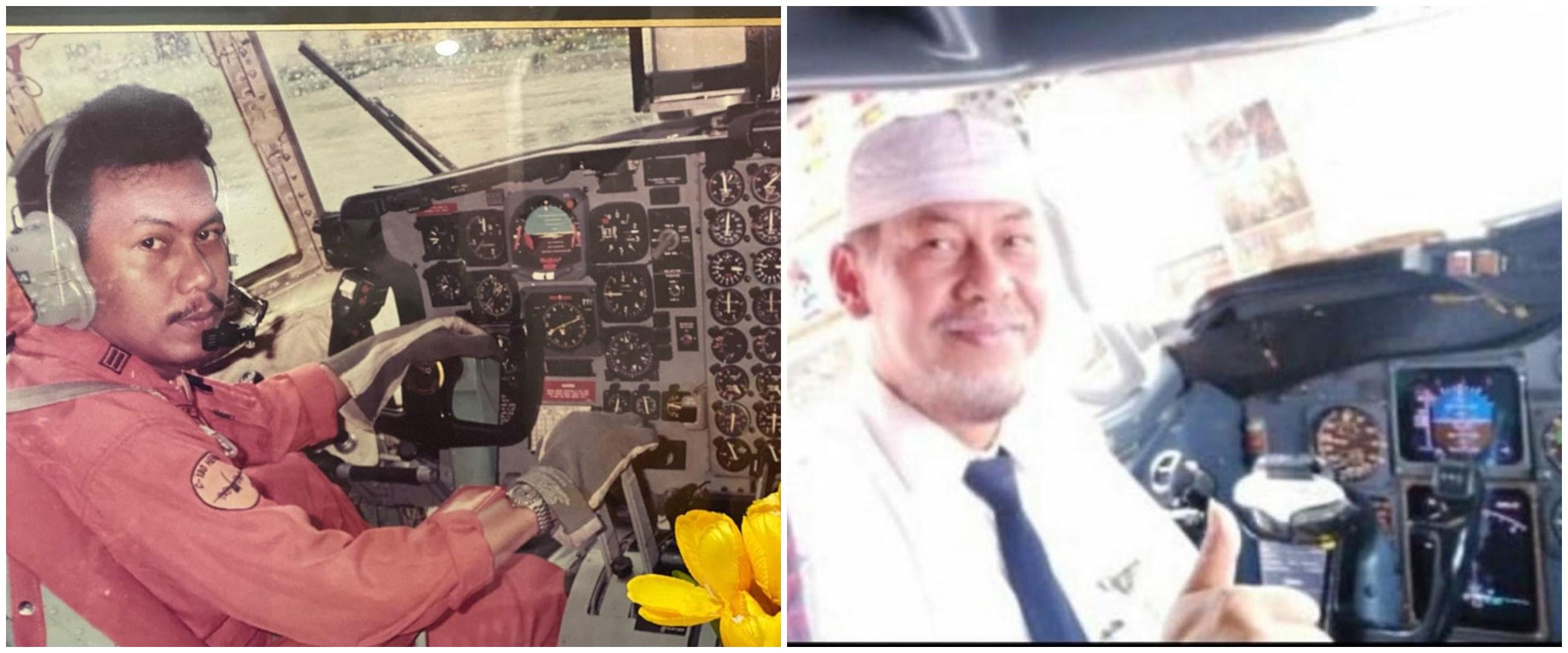 Video ceramah Kapten Afwan pilot Sriwijaya Air SJ 182, menyentuh hati