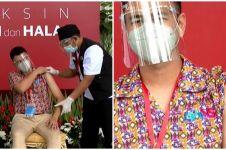 8 Momen Raffi Ahmad disuntik vaksin Covid-19 tahap pertama