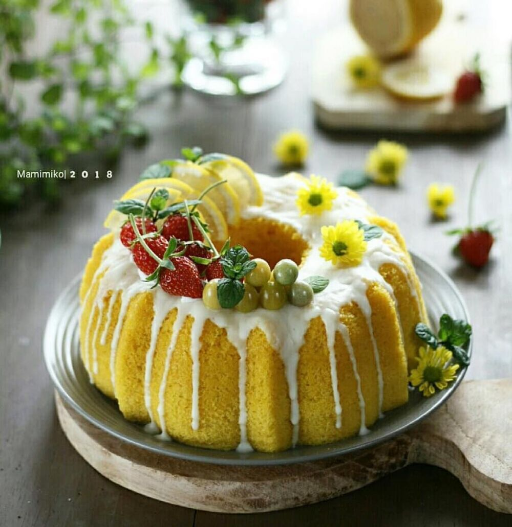 Resep kue lemon © 2021 brilio.net