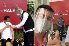 Selain Jokowi, ini 22 nama yang terima vaksin Sinovac perdana