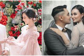 10 Seleb ini menikah tak dihadiri orang tua, terbaru Indah Permatasari