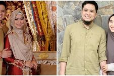 Anniversary ke-7, 10 potret perjalanan cinta Oki Setiana Dewi & suami