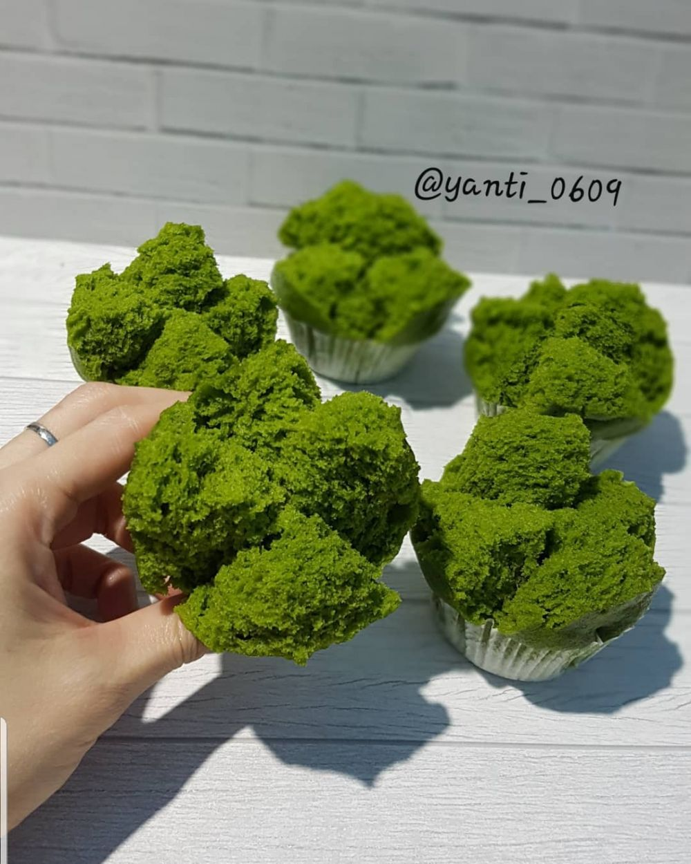 resep bolu kukus mekar © Instagram