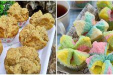 15 Resep bolu kukus mekar, lembut, enak, dan mudah dibuat