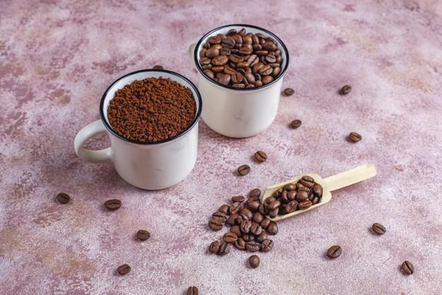 Cara membuat masker kopi campur susu freepik.com