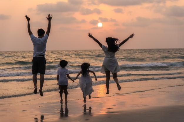 Kata-kata motivasi membahagiakan keluarga © freepik.com