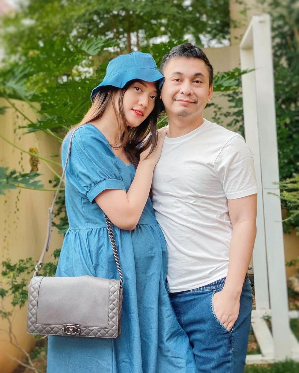 Seleb cantik pasangan komedian © Instagram