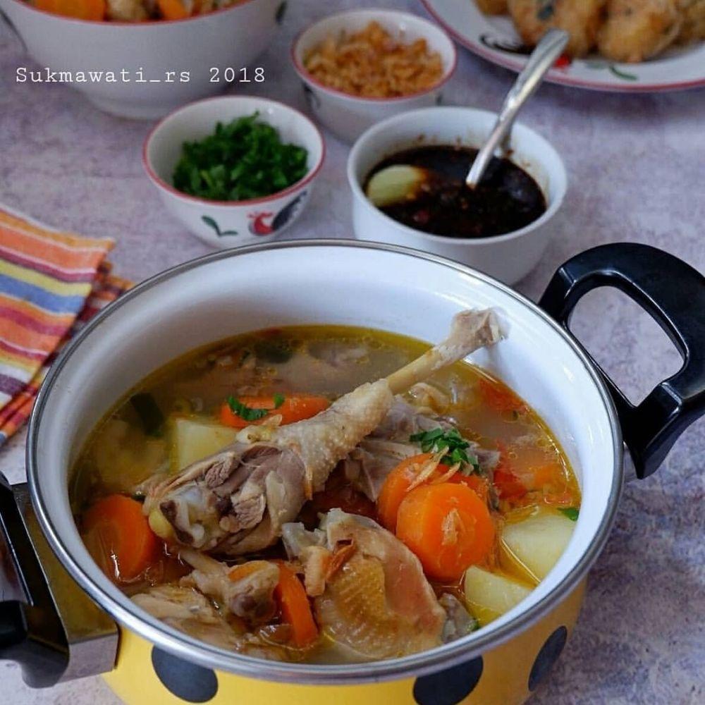 Resep sayur segar untuk anak © Instagram