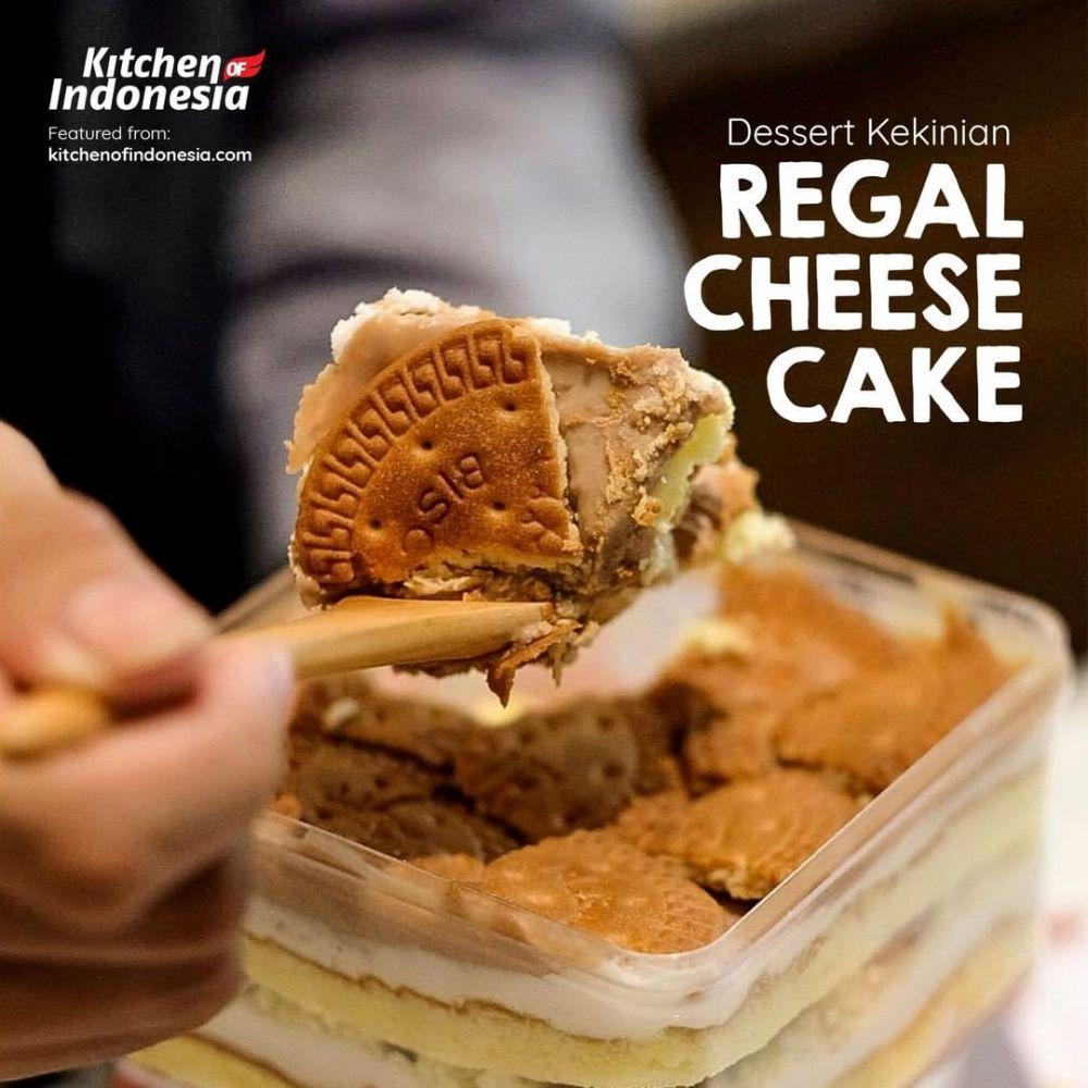 Resep kreasi biskuit regal © 2021 brilio.net