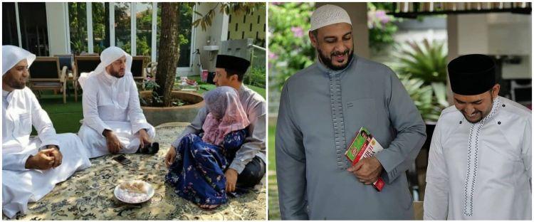 Ungkapan duka 6 tokoh agama atas kepergian Syekh Ali Jaber