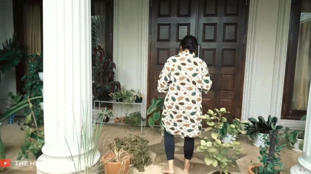 rumah Ashanty usai ditinggal © YouTube