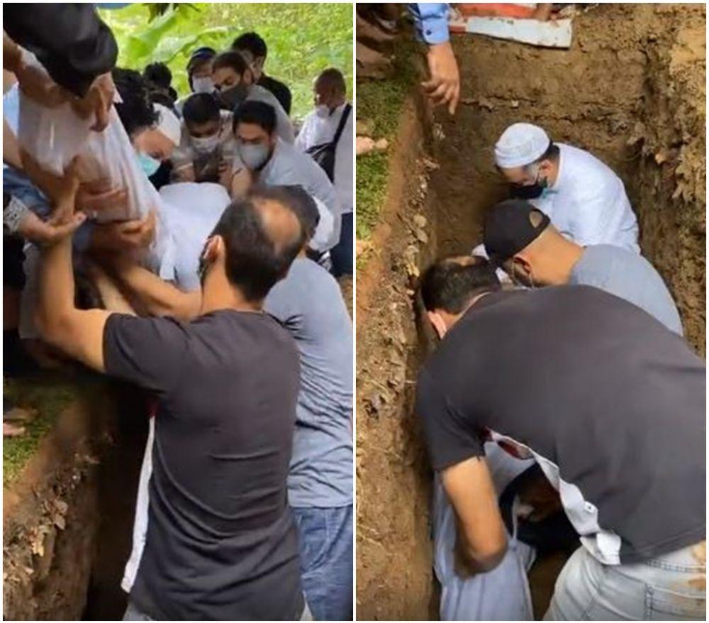 Momen pemakaman Syekh Ali Jaber © 2021 brilio.net