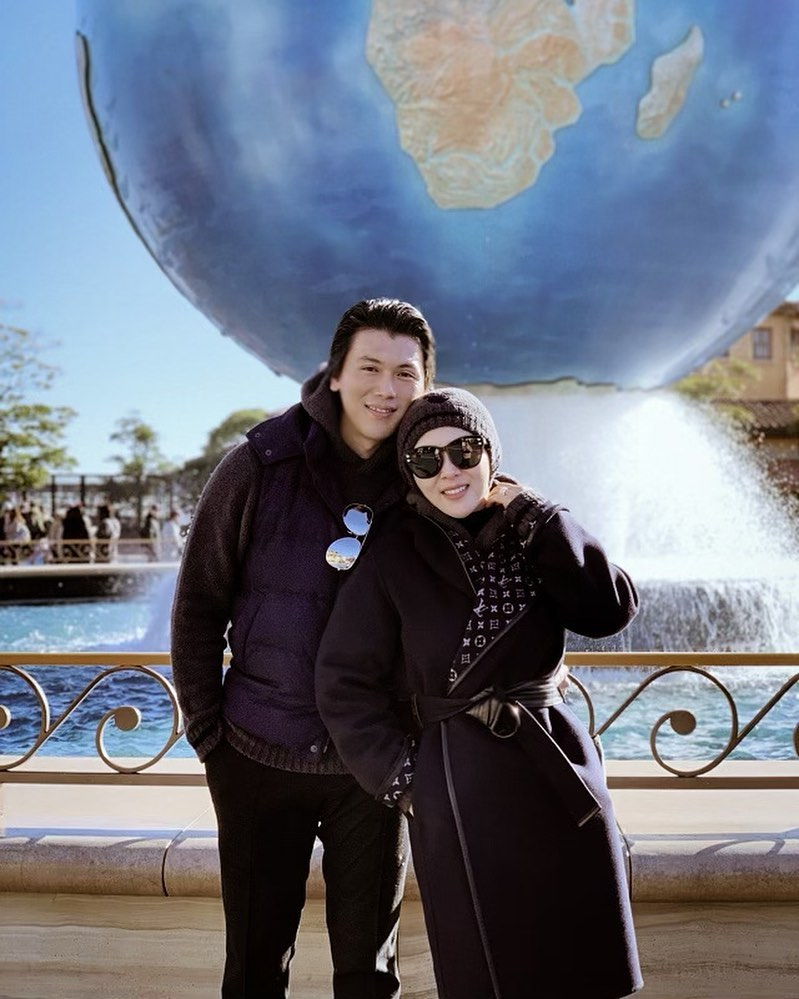 pasangan seleb liburan ke luar negeri © 2021 brilio.net