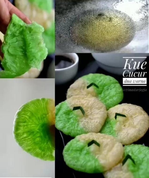 resep kue cucur © Instagram