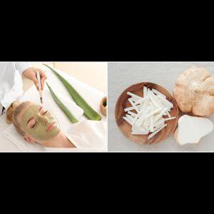 Cara membuat masker bengkoang dan lidah buaya, mujarab rawat kulit