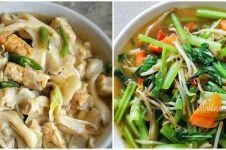 15 Resep masakan ala rumahan, modal Rp 10 ribu bisa makan seharian