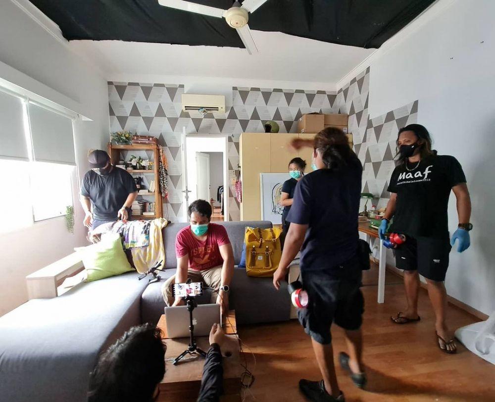 Fakta proses syuting film Nougt © 2021 brilio.net