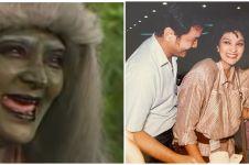 Farida Pasha 'Mak Lampir' Misteri Gunung Merapi meninggal dunia