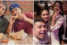 10 Momen kedekatan Sean Gelael dan Raffi Ahmad, friendship goals