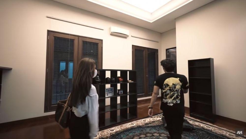 rumah baru Atta Halilintar © YouTube
