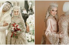 10 Potret gaun Valda Alviana istri Reza D'Academy, bak putri raja