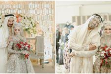 8 Momen resepsi pernikahan Reza D'Academy dan Valda, penuh kebahagiaan