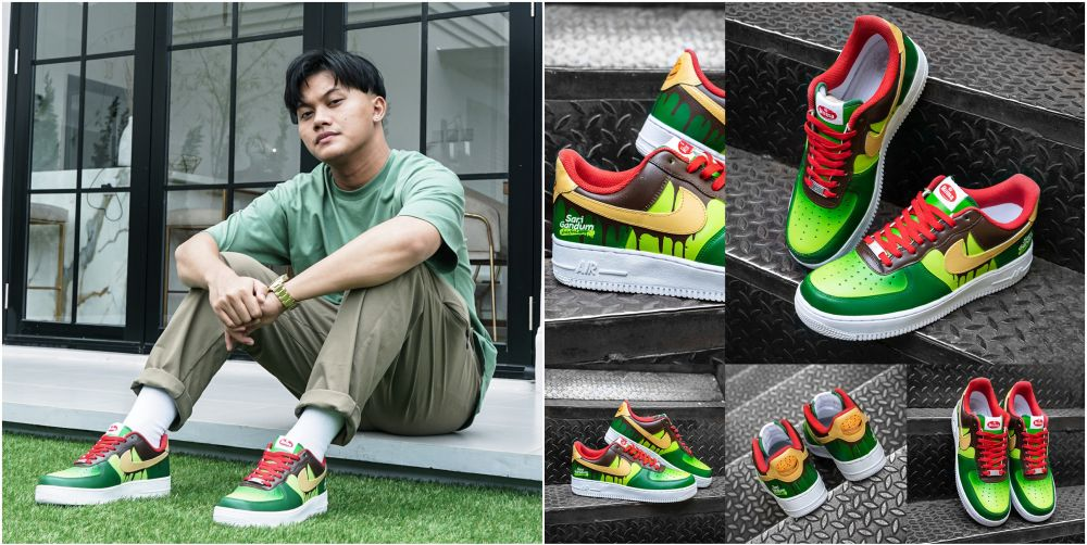 7 Gaya OOTD dengan sneakers ala Rizky Febian, kece maksimal berbagai sumber
