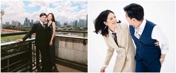 7 Momen bahagia pernikahan Danita Sigarlaki eks girlband Princess