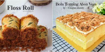 10 Resep kue abon yang empuk, gurih, dan mudah dibuat